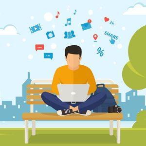 Socialiteren Social media Blog
