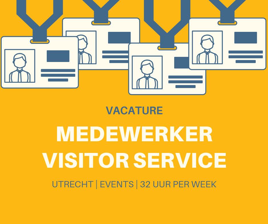 Medewerker Visitor Service