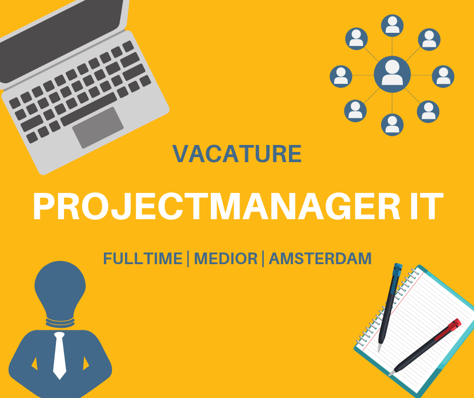 Projectmanager IT – Amsterdam