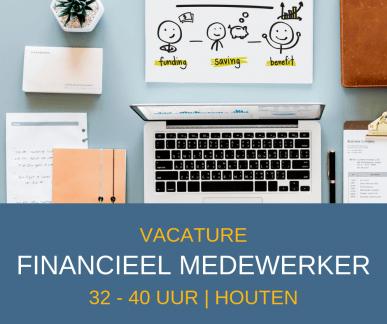Financieel Medewerker – Houten