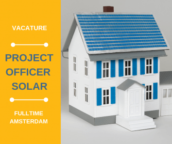 Project Officer Solar