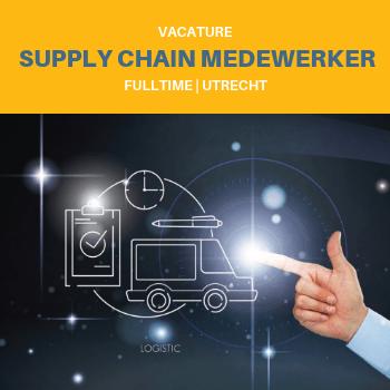 Supply Chain Medewerker – Utrecht