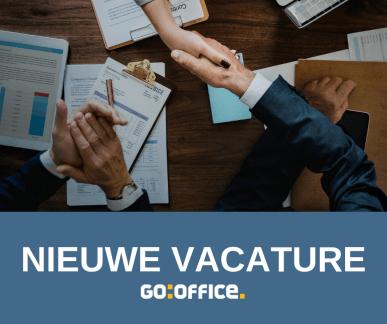 nieuwe vacature bij go office recruitment