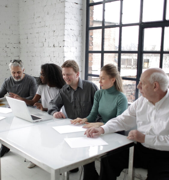 generaties op de werkvloer